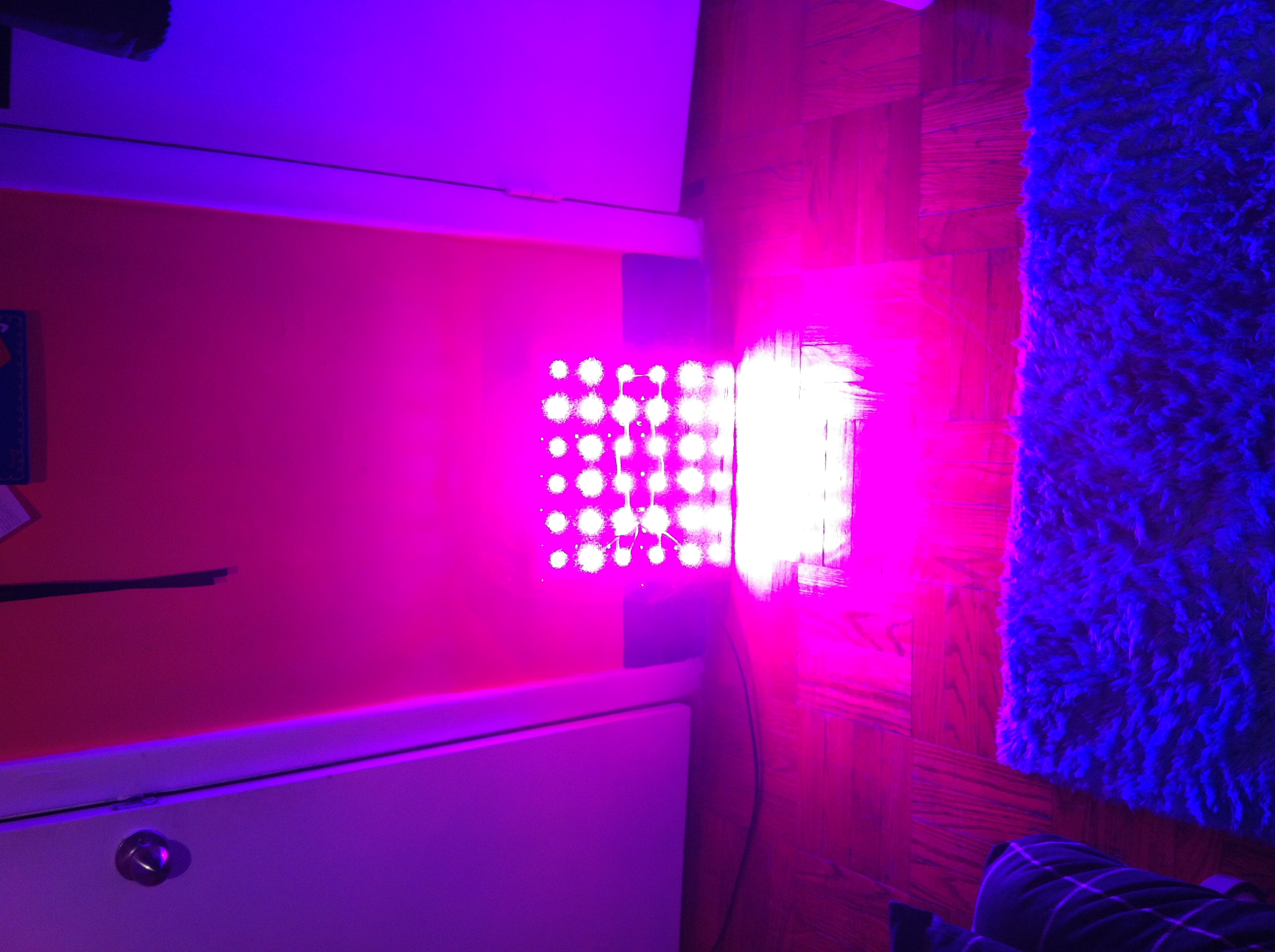 Picture of 108W LED Grow Light Panel