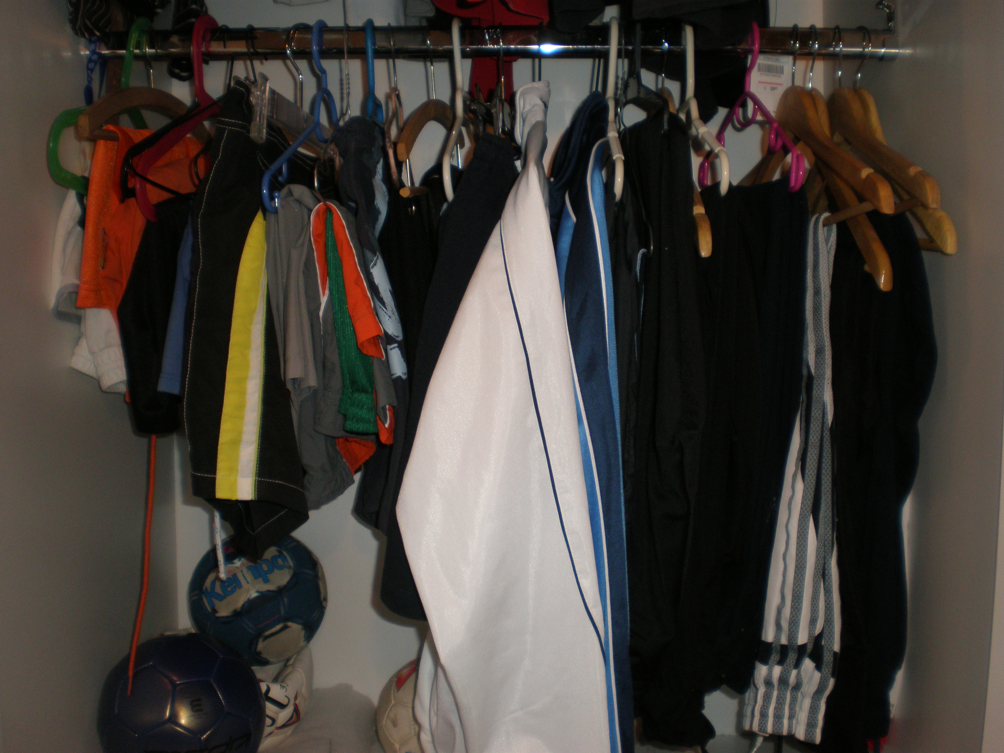 Picture of Enjoy Your New Closet!
