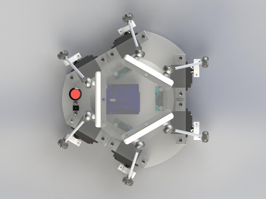 Picture of Stewart Platform - Flight Simulator X