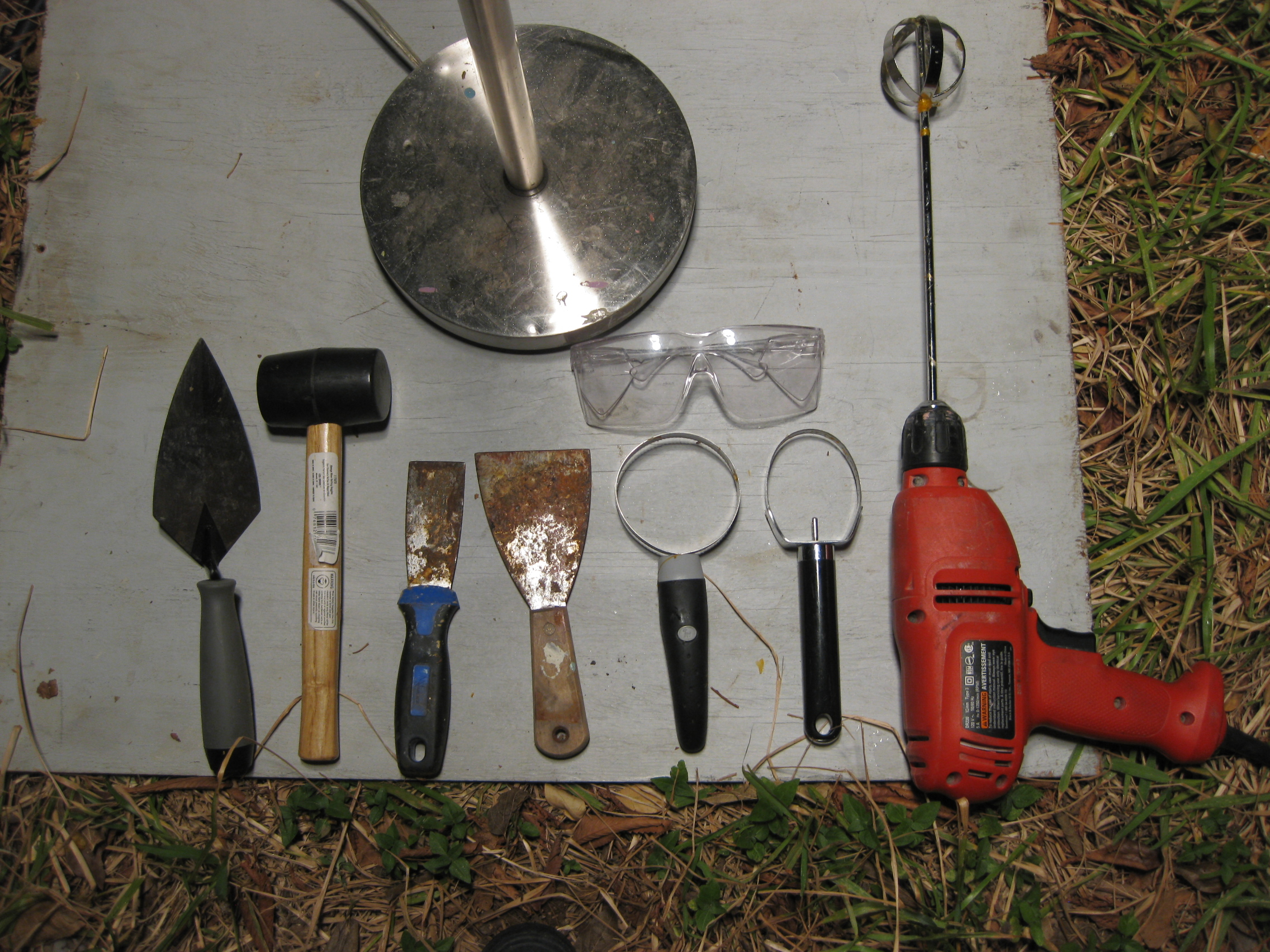 Picture of Gathering the Tools