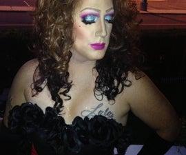 Boy to Girl Transformation 2013 - Thainna Rios