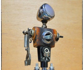 The Art of Making Junkbots