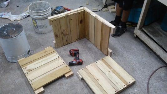 Constructing the Panels