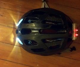 Rechargeable Helmet Light (electronics)