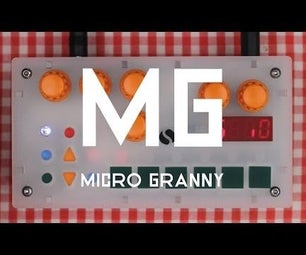 MicroGranny 2 Assembly