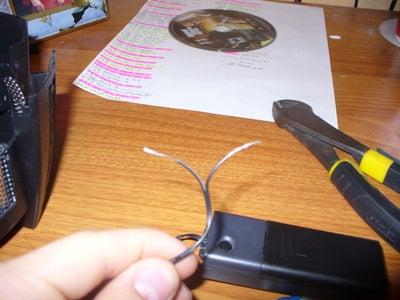 Cut the EL Wire