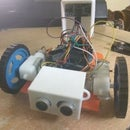 HinDer Humanoid In-door Explorer Robot