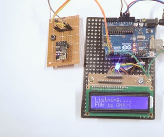 Home Automation Using Google Assistant With Esp8266-01 and Thingspeak