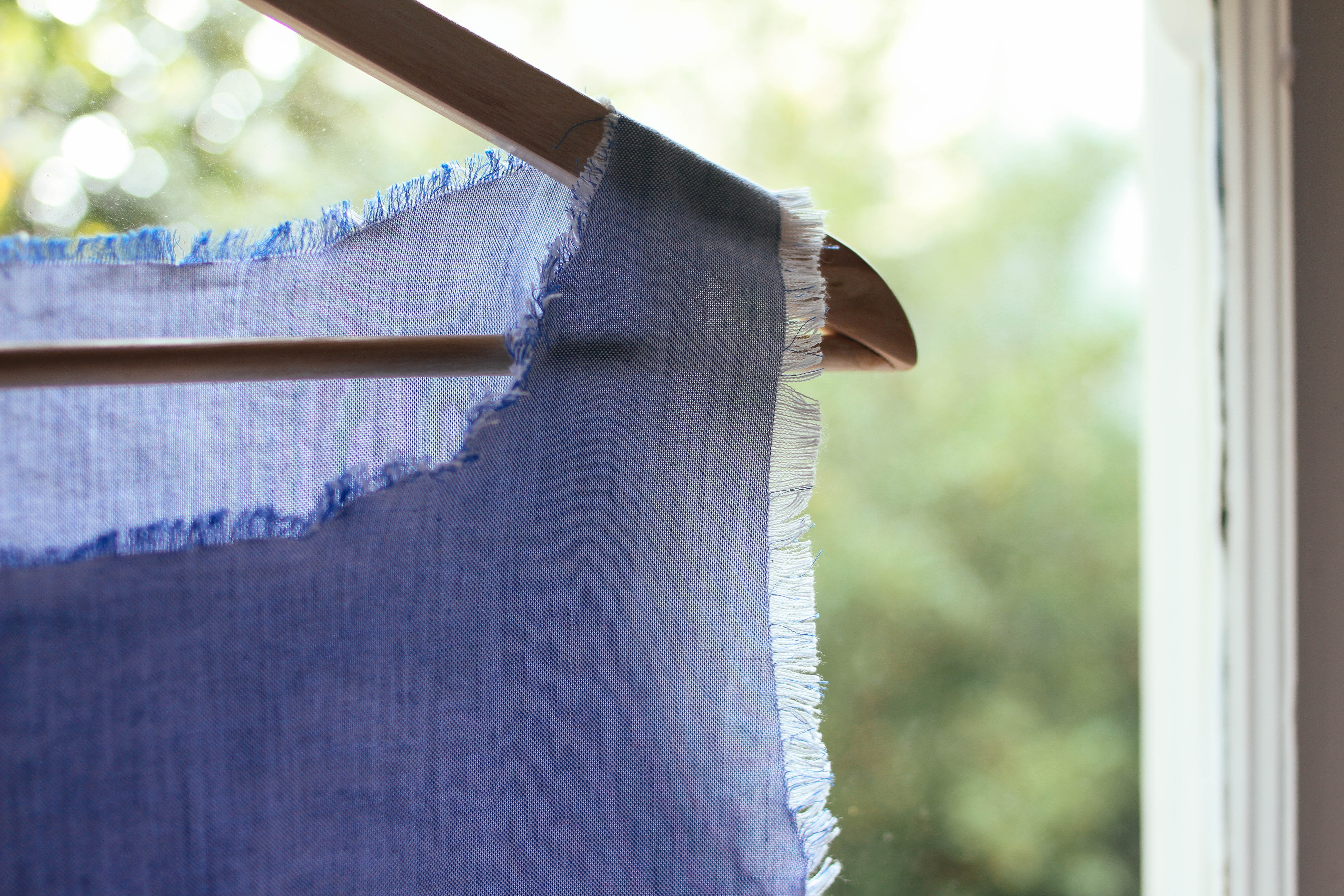 Picture of Frayed Hem Top DIY