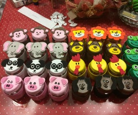 Animal Candy Boxes