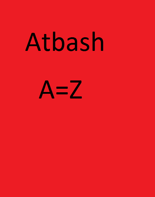 Picture of Learn Atbash