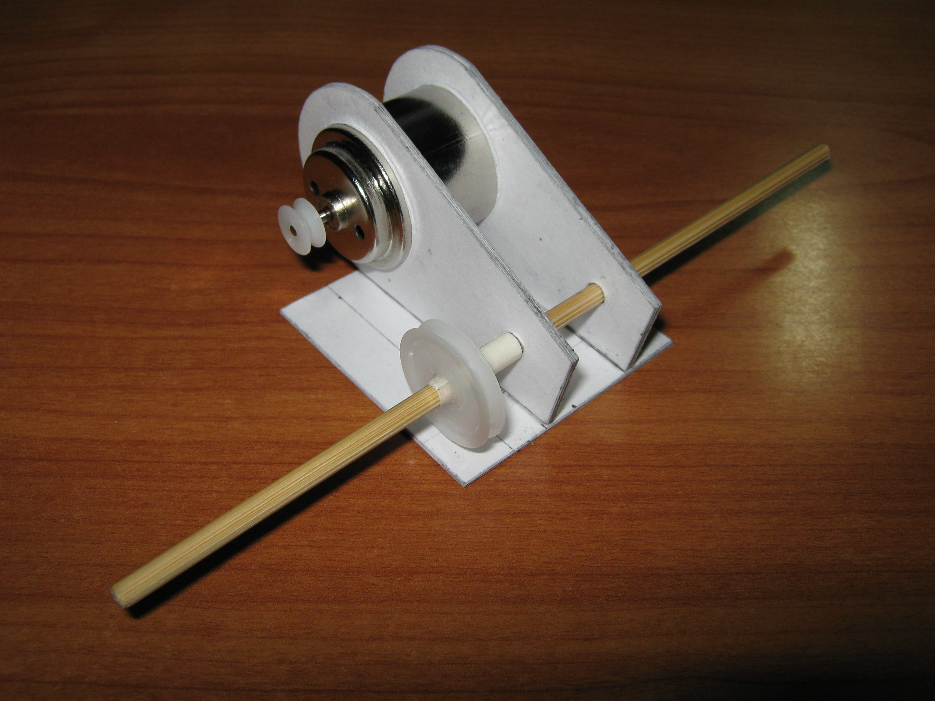 Picture of Motor: Build Part 4