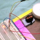 Homemade Pulse Motor and reed switch with more generated energy