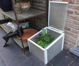 Automated Garden Monitoring System - Slimme Serre