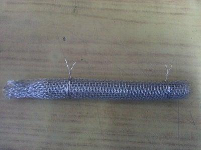 Making of  Wire Brush