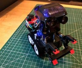 PI Zero Mini Robot