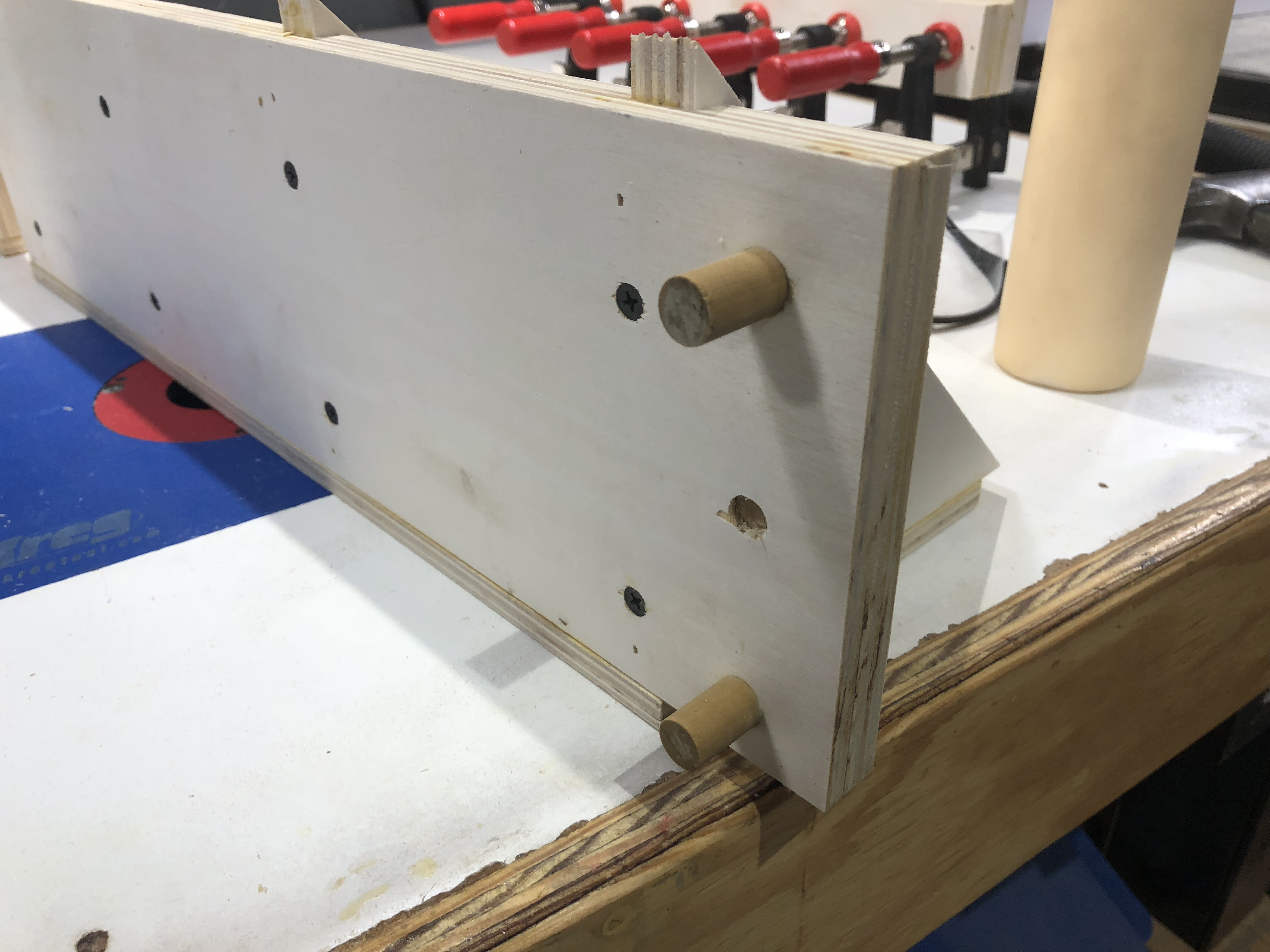 Picture of Alignment Pegs