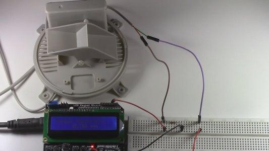 Rain Gauge Circuit and Code