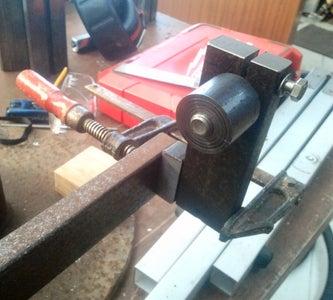 Table Pivot Mounting