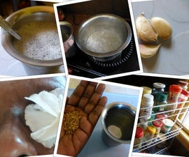 Grandmother's Home Remedies From the Kitchen and Backyard