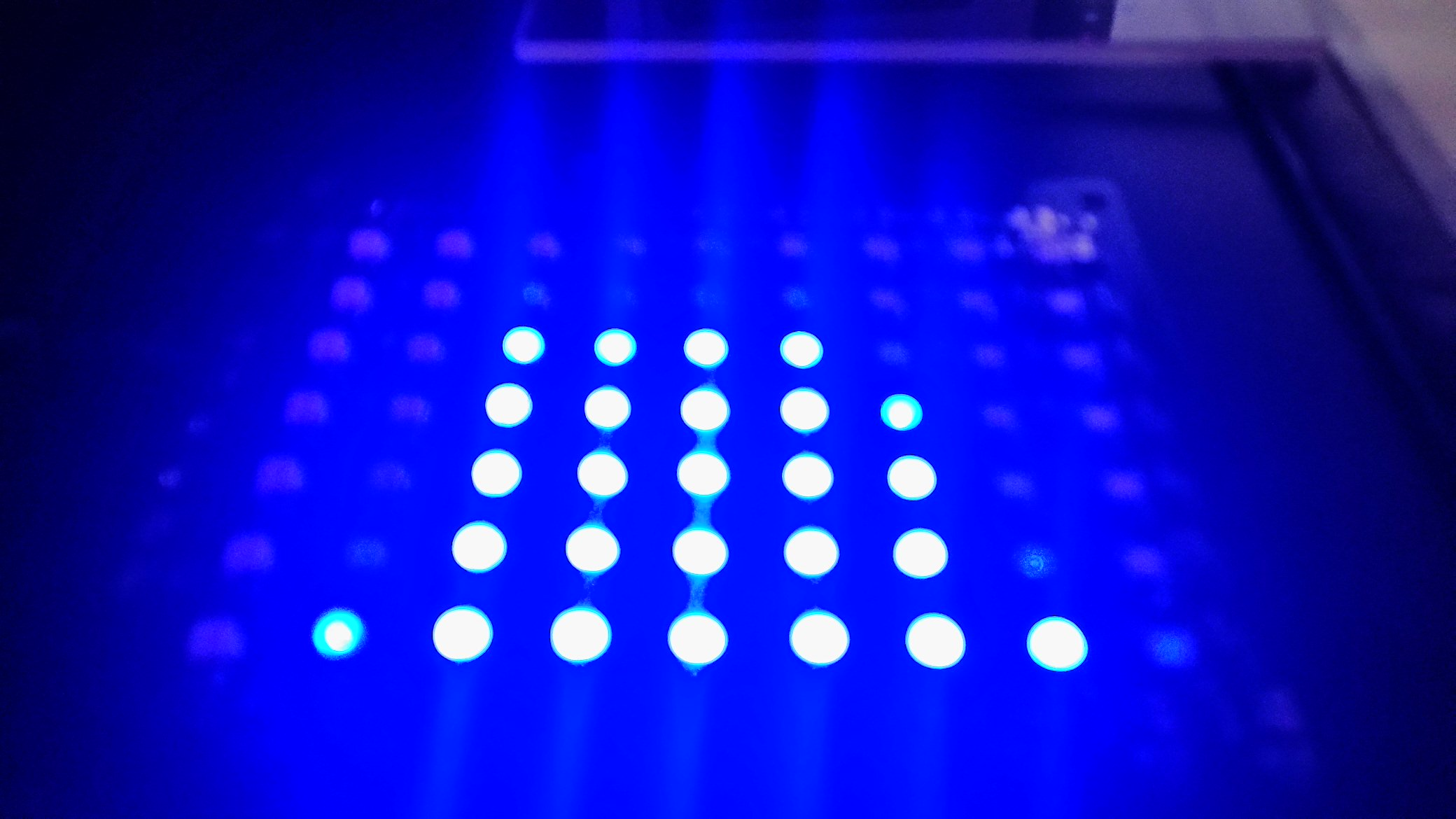 "Picture of 9 Channel ""pure Analog"" Graphic Equalizer"