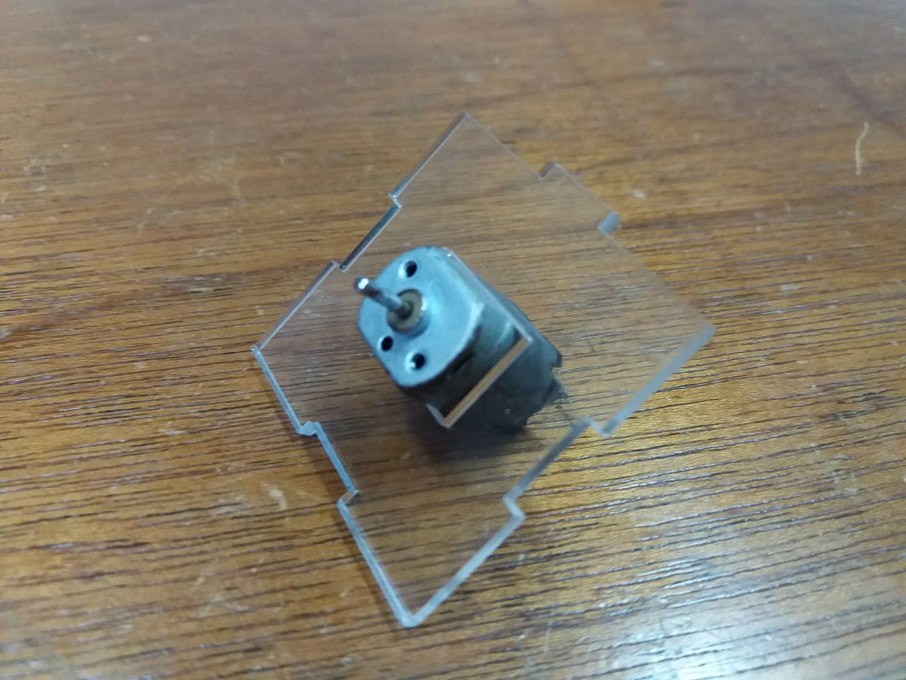 Picture of Attach Motor