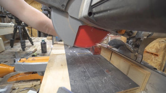 Remove the Blank From the Mold and Cut to Size