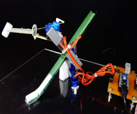 Micro Servo Based Robotic Arm With Record and Play Function