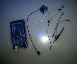 Moving a Servo to Sound Signals