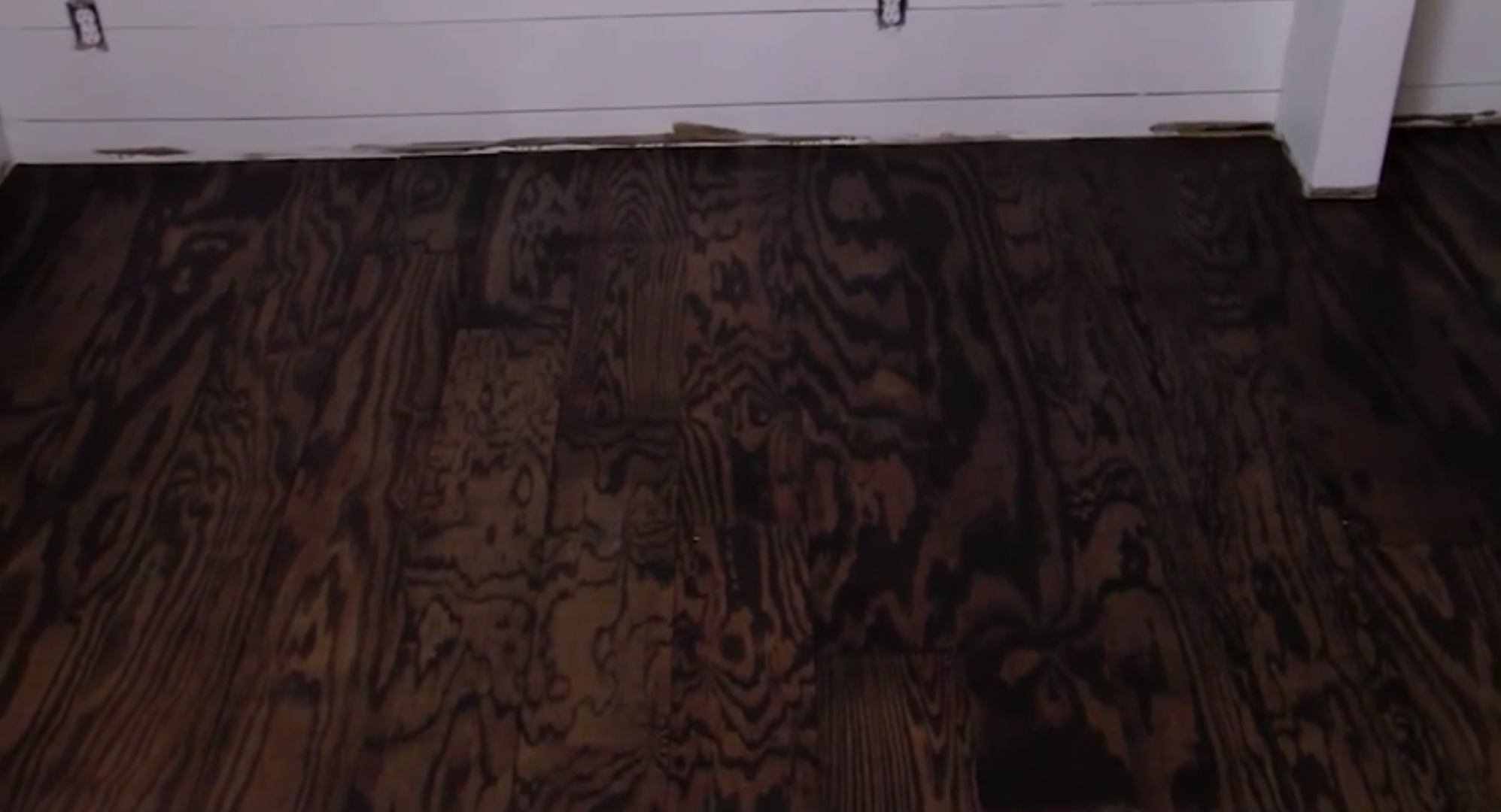 Picture of Plywood Flooring