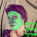 Reptile Makeup Tutorial