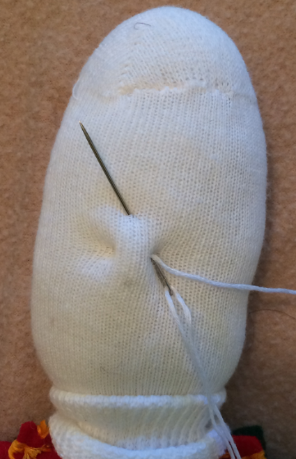 Picture of Finish Sculpting the Nose