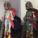 3D Printed Female Boba Fett