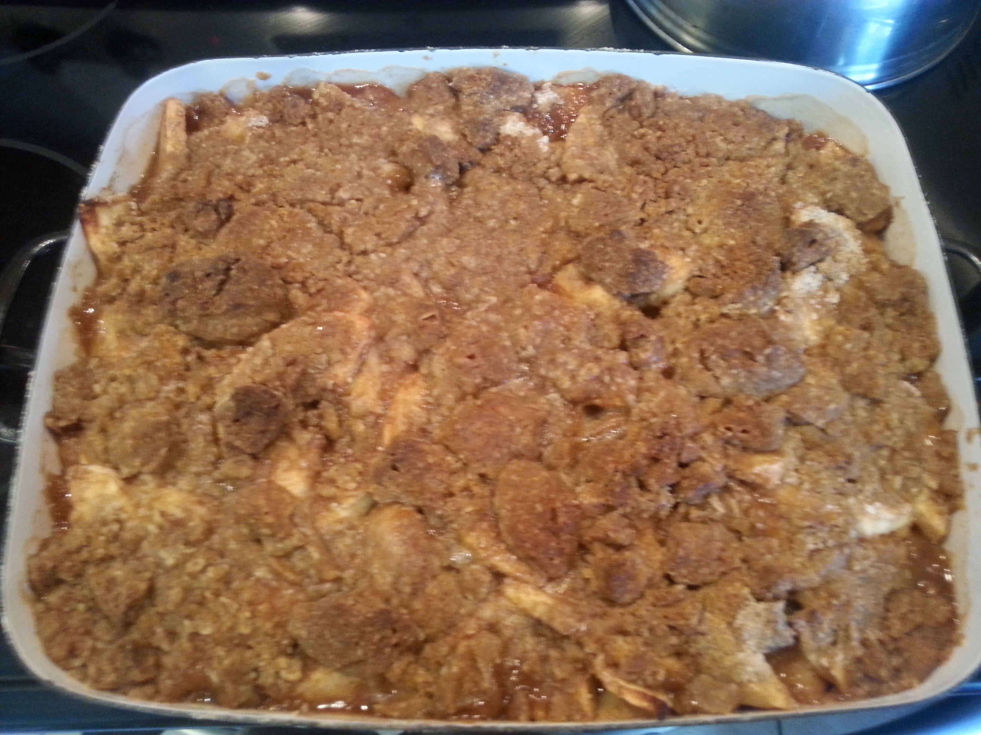 Picture of The Best Apple Crumble