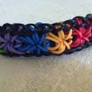 starbrust rainbow loom bracelet
