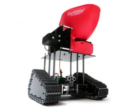 Seed Spreading Robot