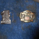 Pot metal/Pewter Buckle Repair