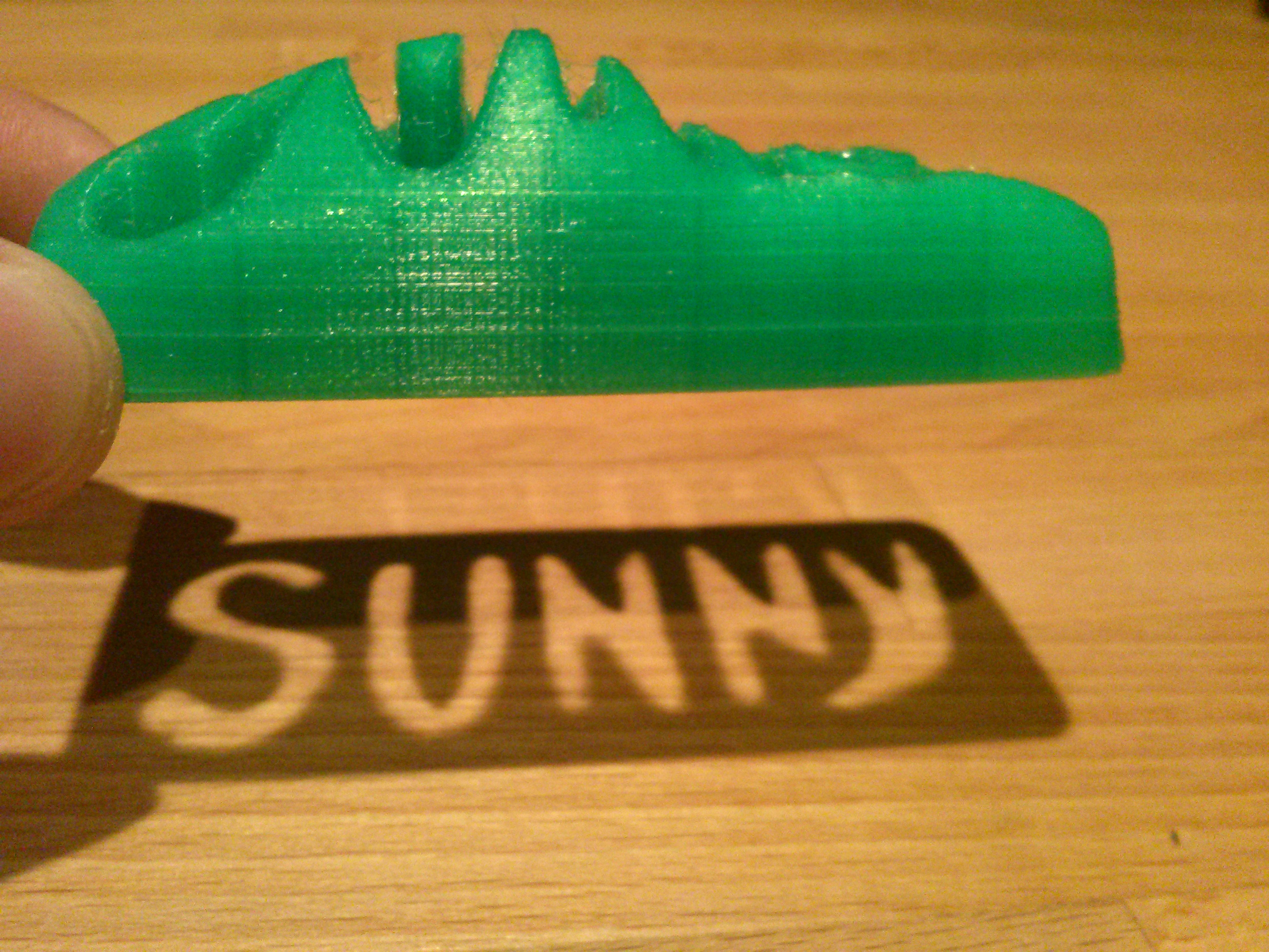 3D Printed Toy Car With a Cut Out Name: 8 Steps (with Pictures)