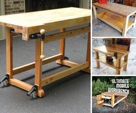 Make Your Own Workbench! (Workshop)