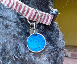 Pet ID Tag With Sugru