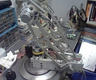 Sexy 6 AXIS ROBOTIC ARM