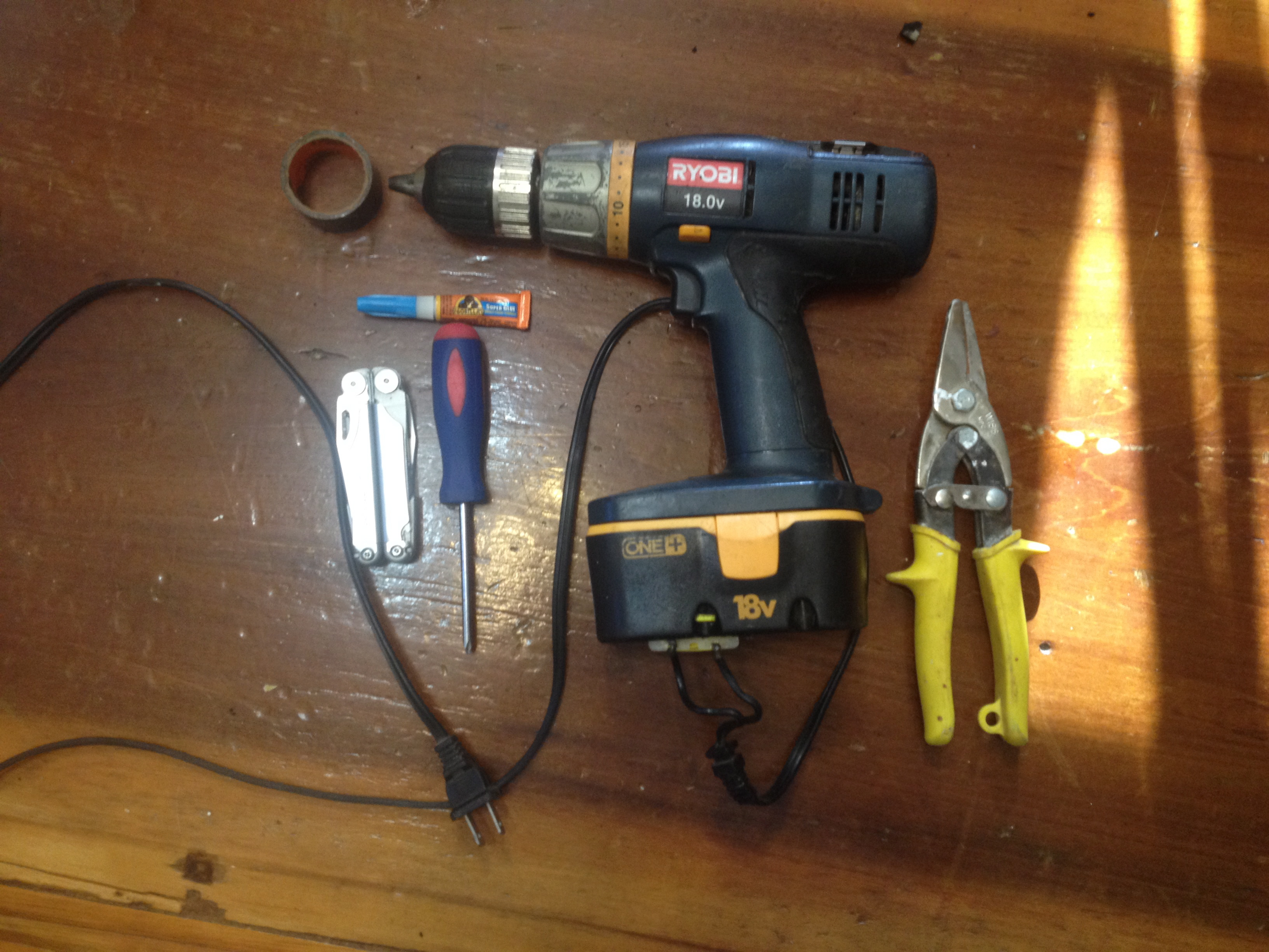 Picture of Mains Power Tool Adaptor