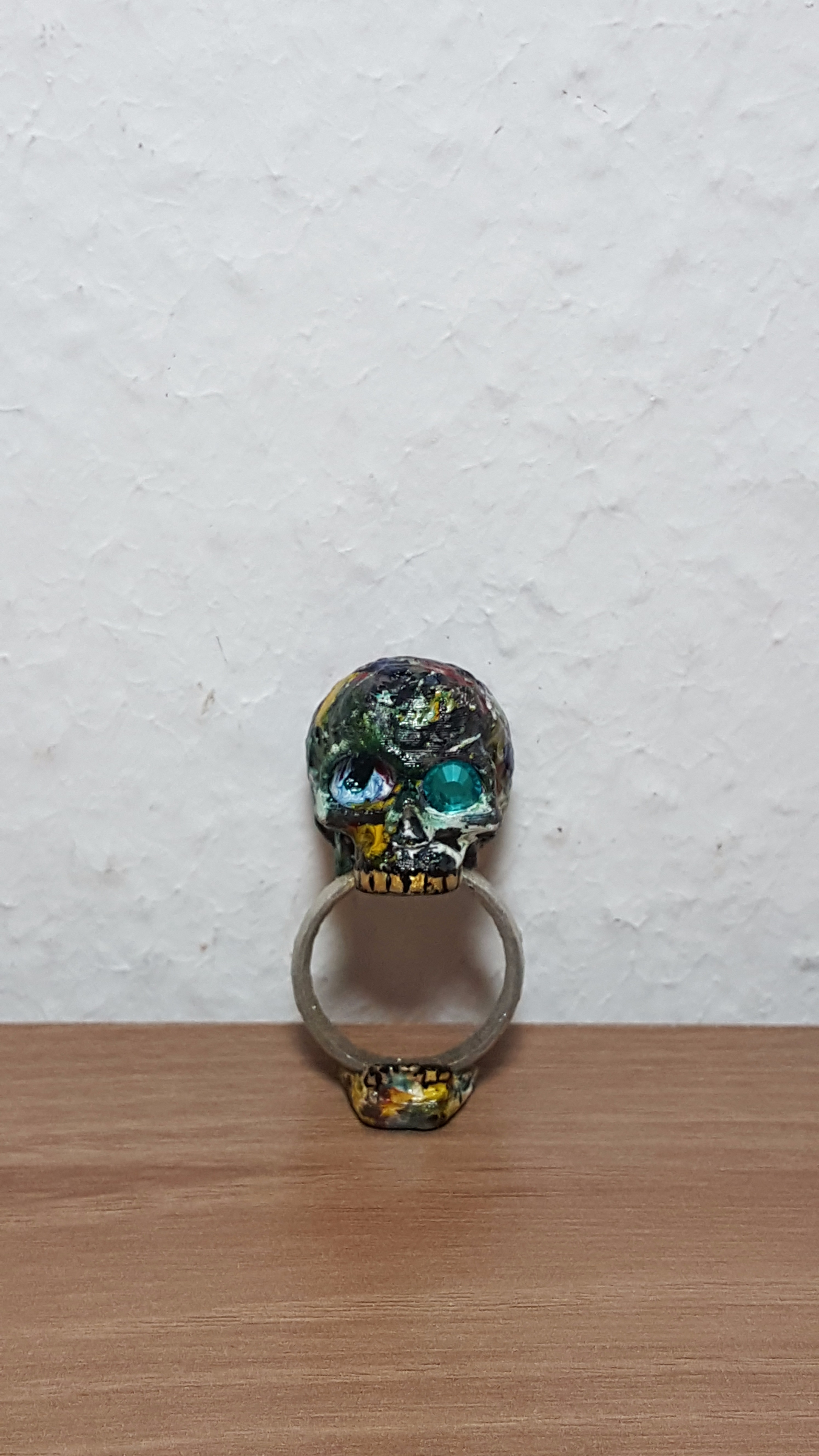 Picture of Skull Ring Project - Joo-hyun LEE