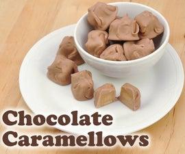 Chocolate Caramellows