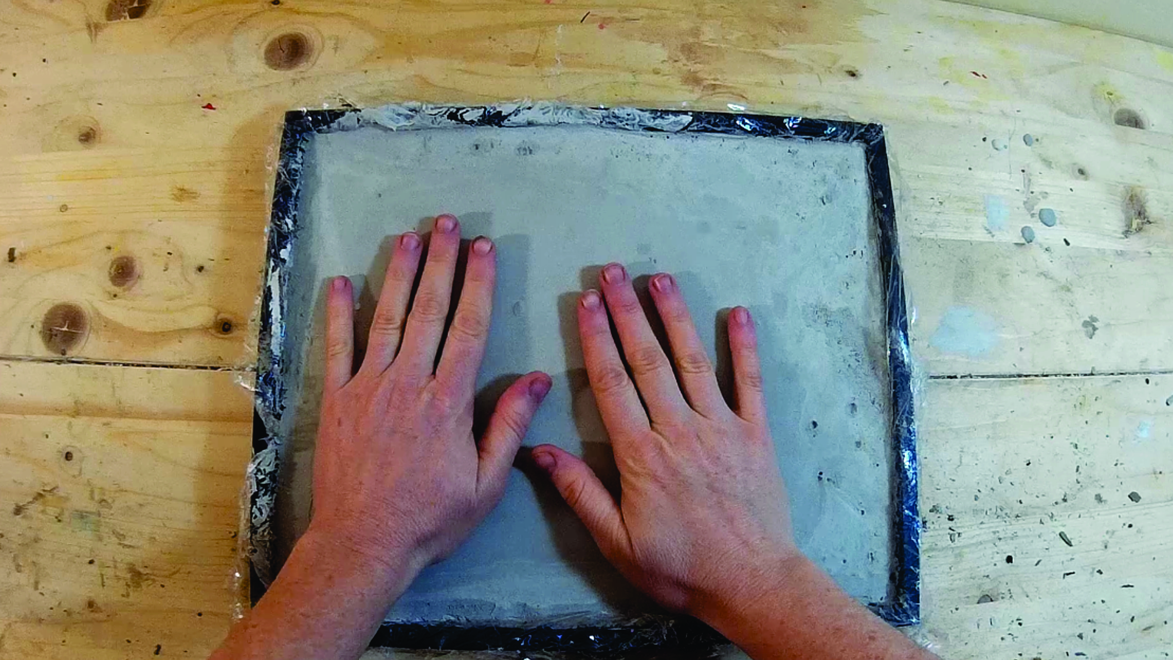 Picture of Prepare the Plaster and See the Magic