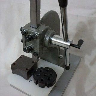 Press with anvils .JPG