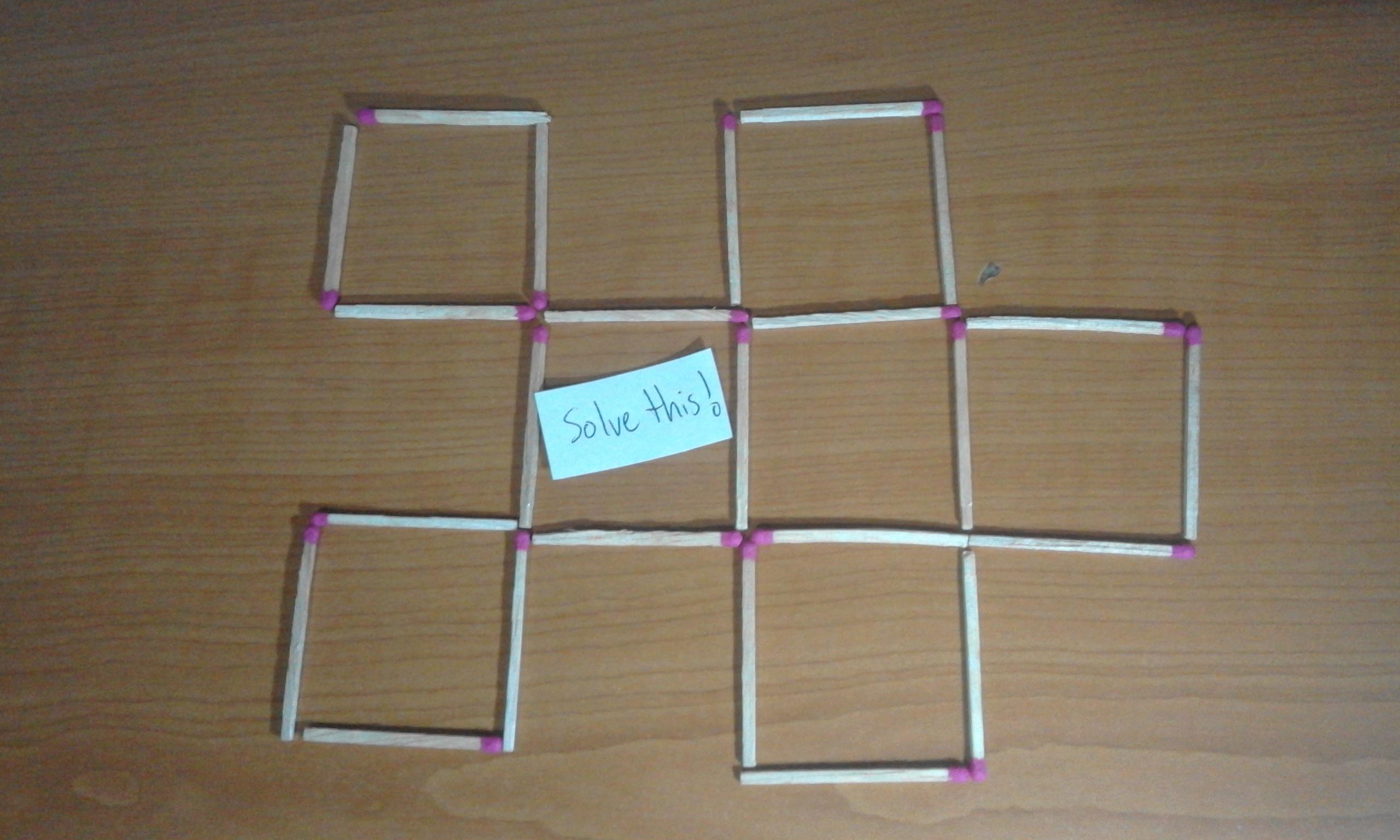 Picture of Puzzle #3 (Medium)