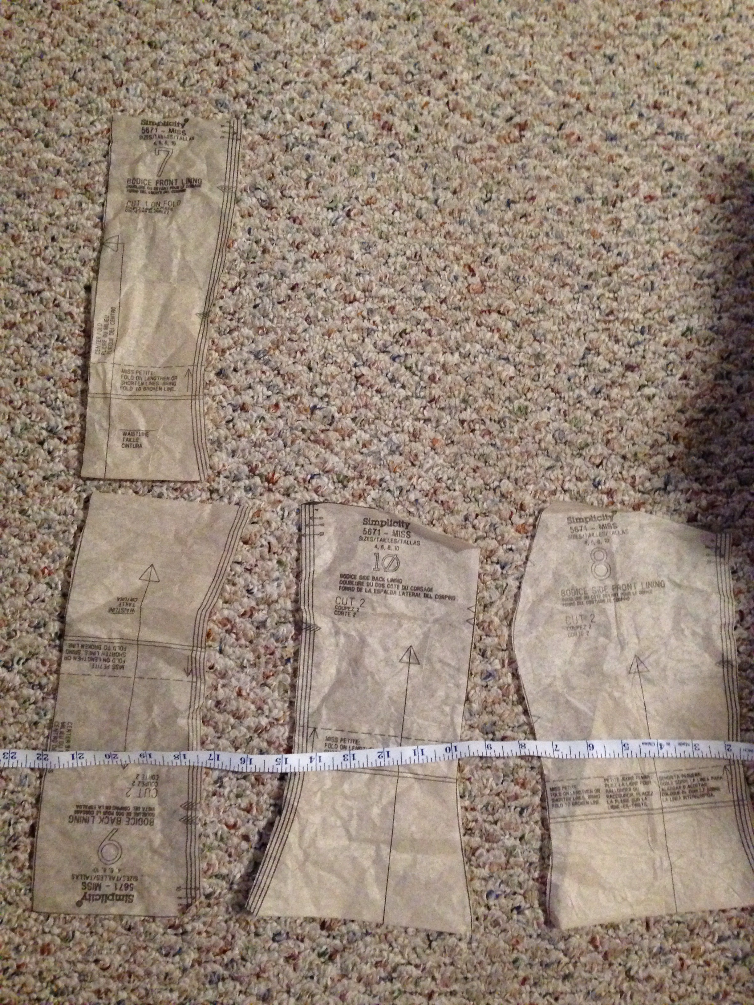Picture of Make(ish) a Pattern! -Bodice-