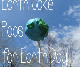 "Earth Pops with ""Molten Core"""