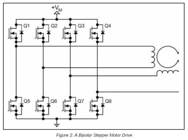 4, 5, 6, and 8-wire Stepper Motors: 9 Steps Nema Stepper Motor Wiring Diagram on